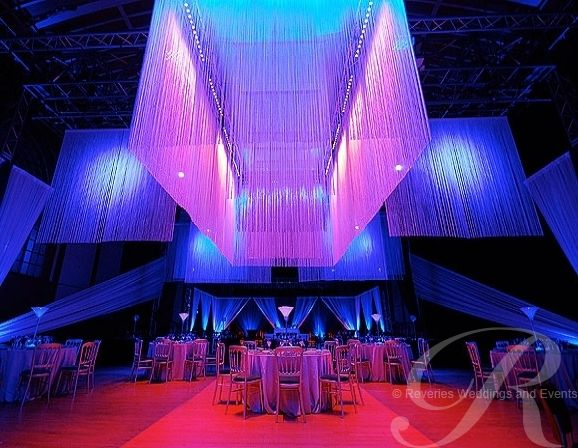 String Ceiling Feature Google Search Pinterest Wedding Draping Backdrops And