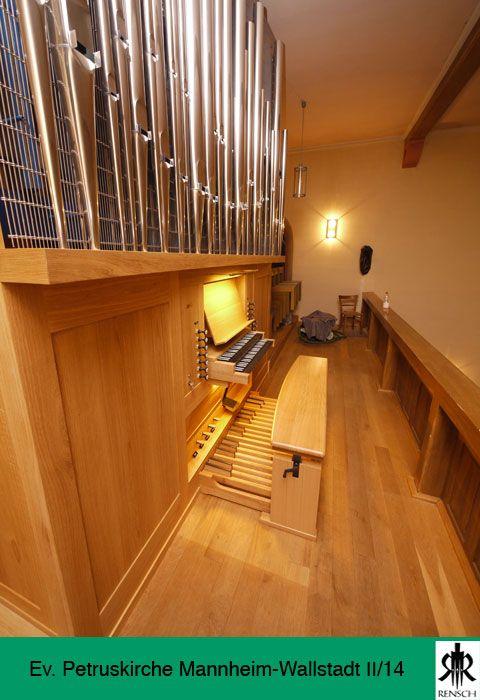 Richard Rensch Orgelbau GmbH - Bilder