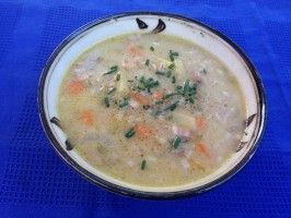 Zuppa d'orzo (Gerstsuppe)