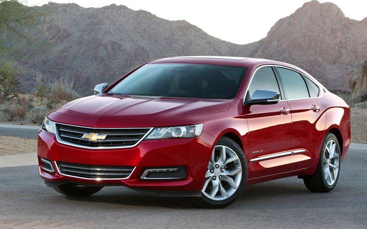 chevy impala 2013 -  i rented the 2012 impala