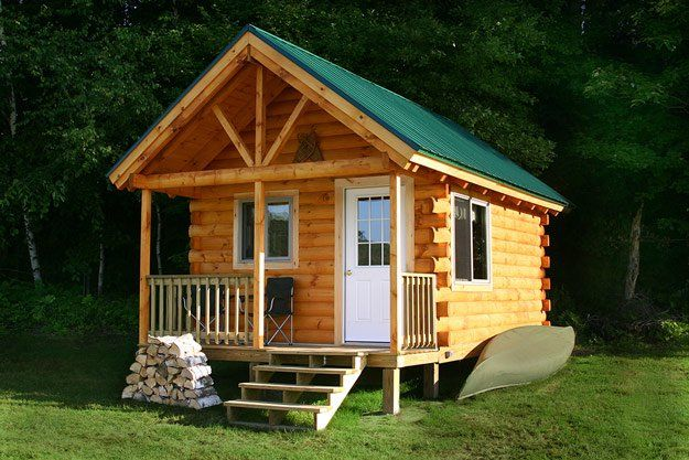 1000 ideas about cheap log cabin kits on pinterest for Large cabin kits