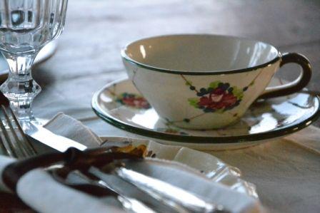 brekfast#coffetime#www.cabiancadellabbadessa.it#countryside#B&BBologna#flowercup#