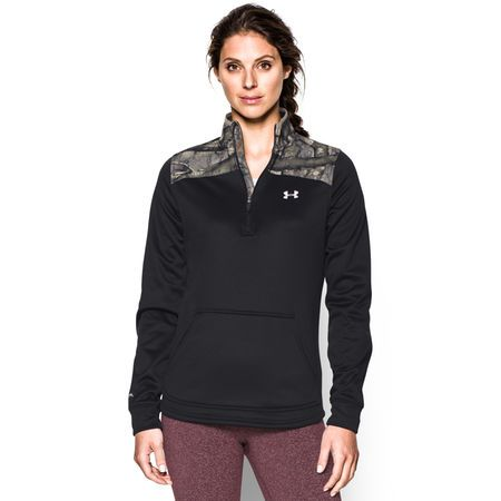 Under Armour Womens Caliber Half-Zip Pullover-861329 - Gander Mountain