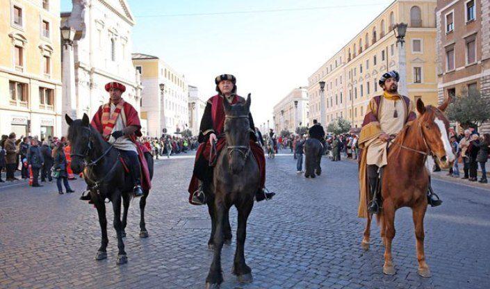 Cosa fare il giorno della Befana a Roma