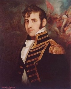 "Stephen Decatur (1779 - 1820), U.S. Naval Officer, beat back the Muslim ""Extremists"" in the First (1801–1805) and Second (1815) Barbary Wars."