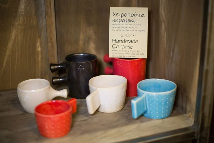 Mugs inspired from ancient Greece