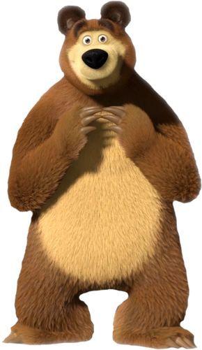 download video lagu masha and the bear