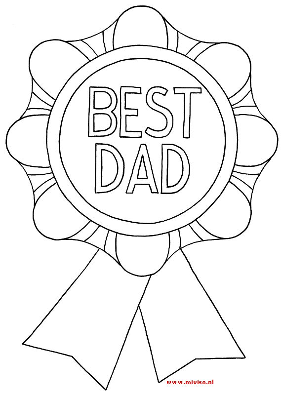 fahers day coloring pages - photo#41
