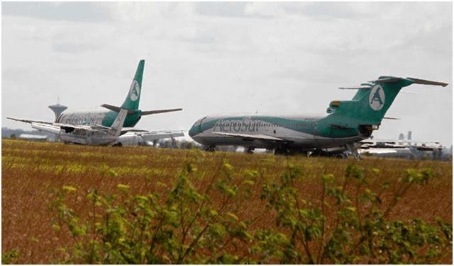 Bolivia Informa: Aerosur: 5 años de cárcel por enriquecimiento Ilícito