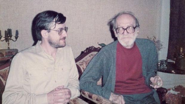 Ioan Petru Culianu si Mircea Eliade