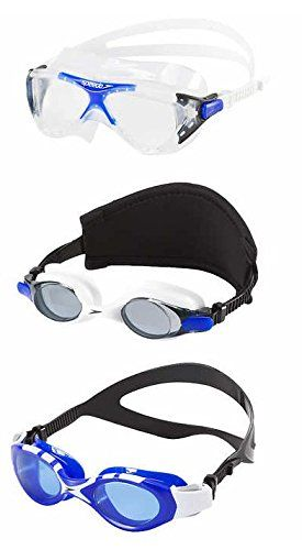 c13851d47ca Speedo Junior Swim Goggles 3-Pack