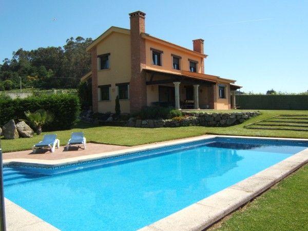 Galicia house in A Granxa