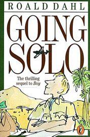 Gear Patrol's 20 best travel & adventure books-Going Solo by Roald Dahl