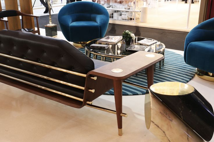 Discover our midcentury modern pieces in Paris and go crazy with this year's trends M&O 2017 Hall 7| Stand E40
