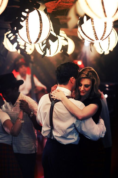 Every time we dance I fall in love with you all over again