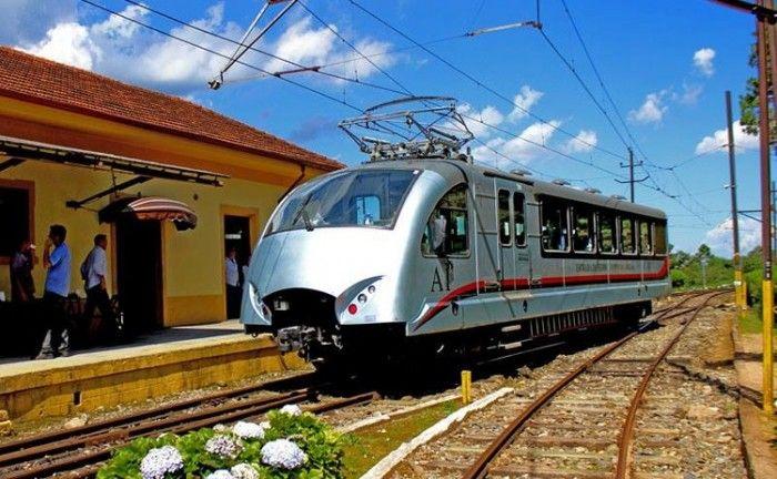 Trem da Serra, Pindamonhangaba - Foto: Prefeitura de Campos do Jordão