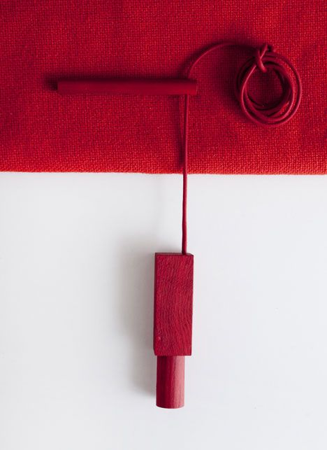 Ready Made Curtain by Ronan and Erwan Bouroullec for Kvadrat