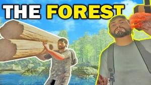 The Forest – BEST Multiplayer Survival Game in 2017!! The Forest Multi…