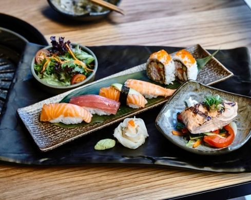 Tetsujin -Melbourne CBD $3.30 all sushi, plus JBBQ