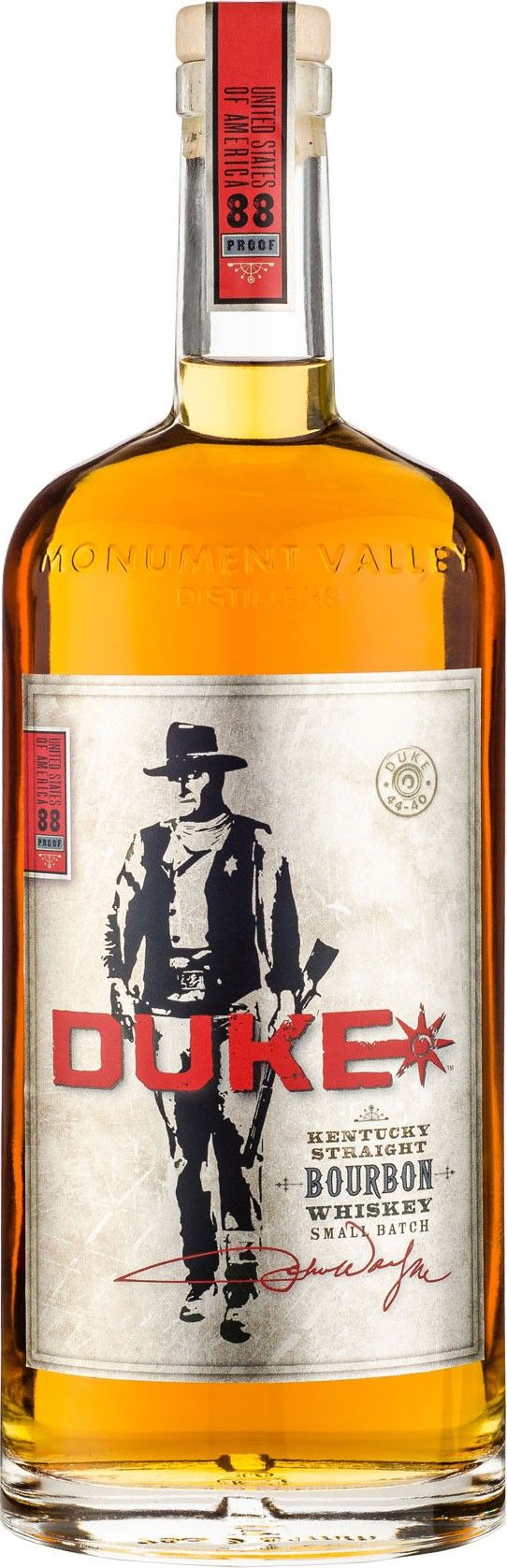 Duke Small Batch Kentucky Straight Bourbon Whiskey | @Caskers
