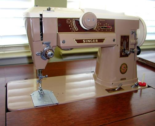 singer 401a sewing machine