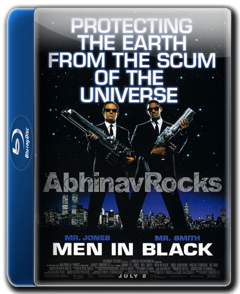 Men In Black 1 (1997) BRRip 720p x264 [Dual Audio] [Hindi+English] | » WwW.World4fire.CoM - Full Free Download Everything