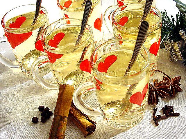 Hot mulled cider (kock recept.nu)