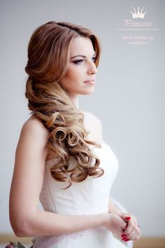 Wedding Hairstyles For Long Hair To The Side Uzzhdcp