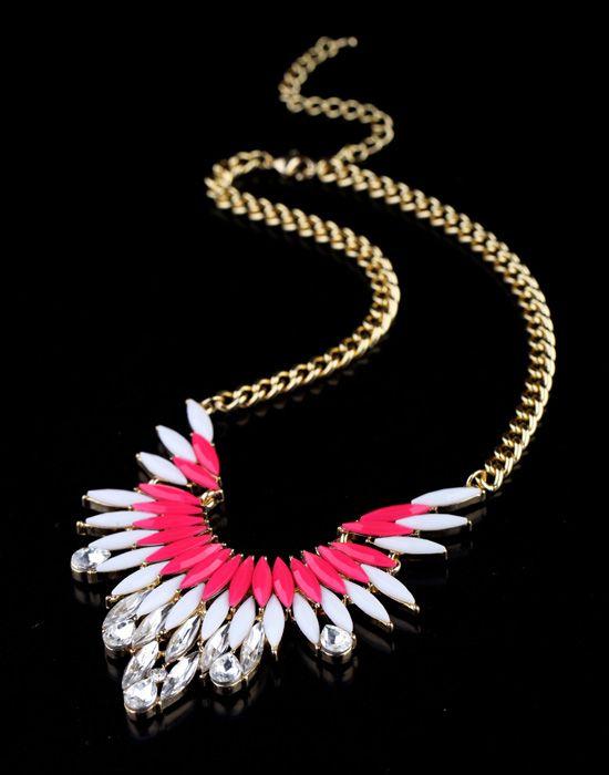 $15 бесплатная доставка 2013 рождественские подарки мода мода аксессуары короткая конструкция конфеты цвет дрель gem женская ожерелье