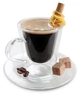 your spanish recipes caf carajillo coffee carajillo. Black Bedroom Furniture Sets. Home Design Ideas