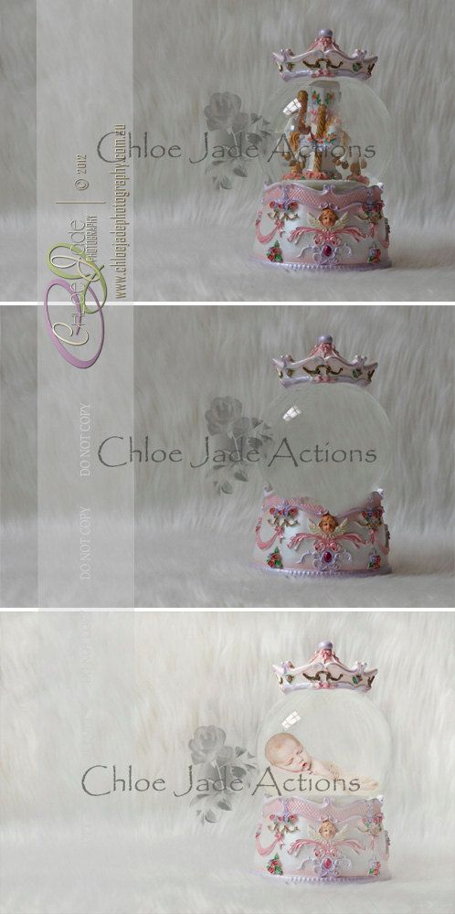 Snow Globe Template by ChloeJadeActions on Etsy, $14.95