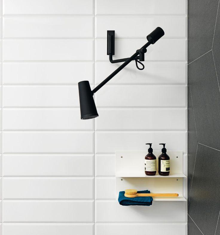 Soffione doccia orientabile Closer by Zucchetti (With