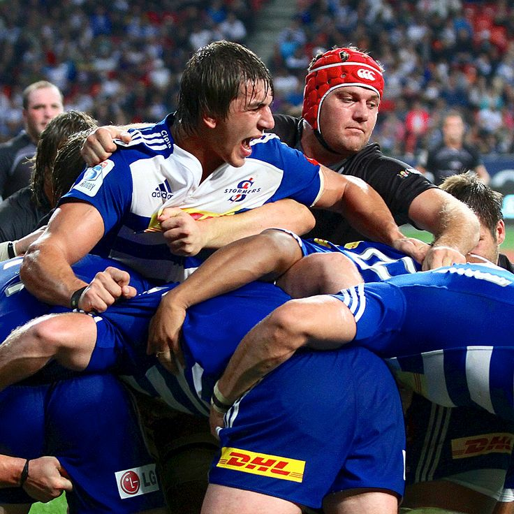 Super Rugby Round 19 | The Stormers'  Eben Etzebeth mauls against the Kings. | Photo: Getty Images/ ESPN Scrum