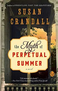 """Book Lovin' Alicia: """"The Myth of Perpetual Summer"""" By Susan Crandall #BookBlog #BookReivew #SouthernGothic #HistoricalFiction"""