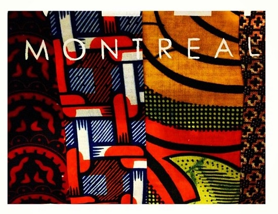 From Africa to Montreal - It's all love.