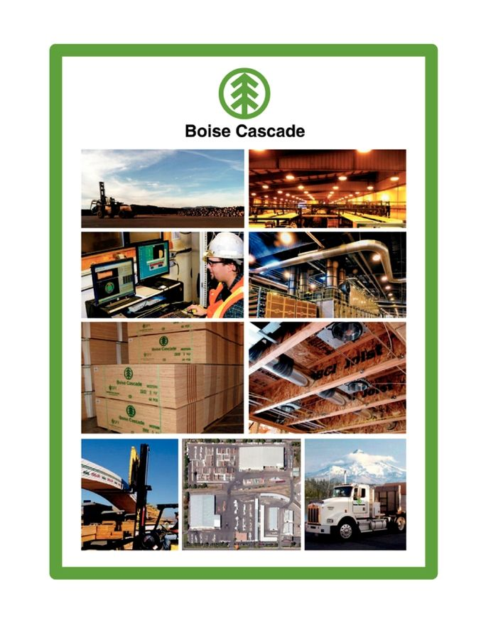 Boise cascade company ipo