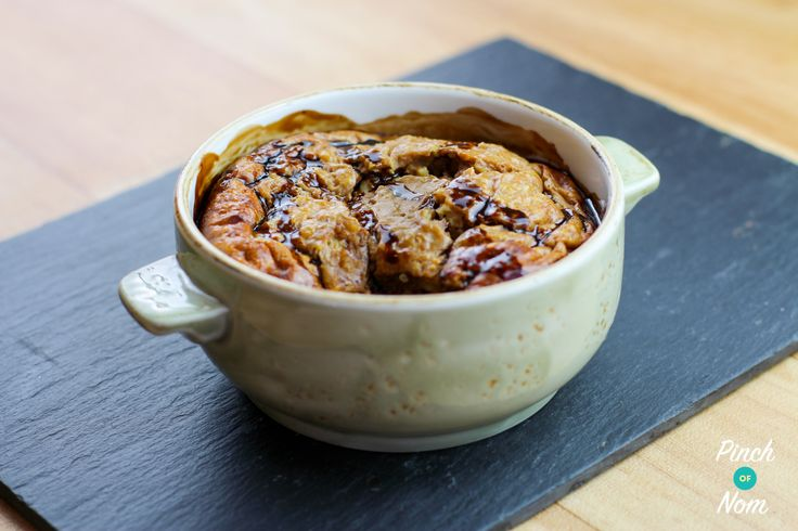 Low Syn 'Bounty' Baked Oats | Slimming World - http://pinchofnom.com/recipes/low-syn-bounty-baked-oats-slimming-world/