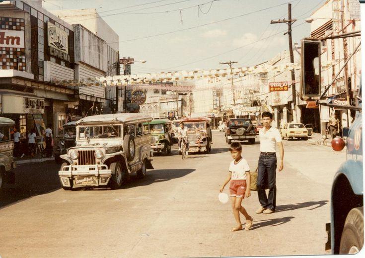Olongapo City, The Philippines- 1982