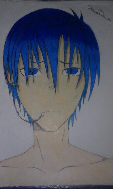Drawing Hastra  - Boy -
