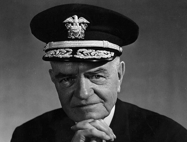 "The Bull: Fleet Admiral William Halsey: Fleet Admiral William ""Bull"" Halsey"