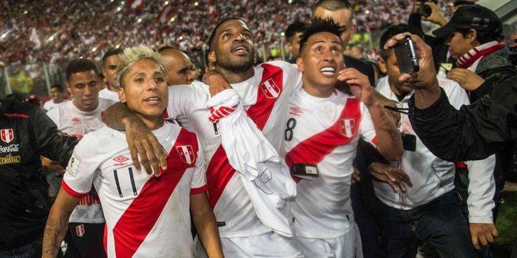 Perú en el Mundial los hinchas prefieren a estos equipos como rivales en la fase de grupos de Rusia 2018 - Diario Depor