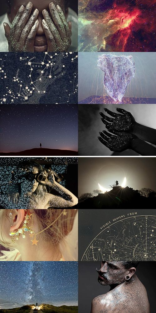 Space Witches are connected to the shifting, ever-changing cosmos, capable of traversing time and space with only a thought.