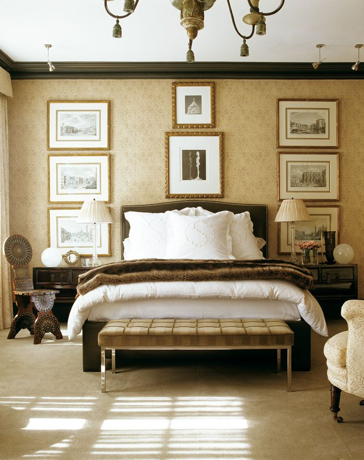 1000 images about masculine bedrooms on pinterest ralph - Signature interiors and design kent ...