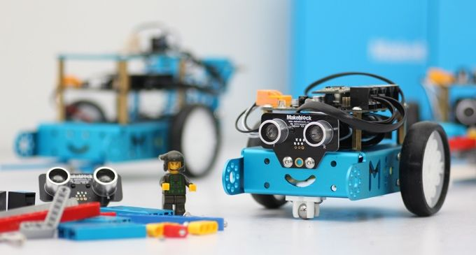 mBot – An Educational Robot To Learn Programming