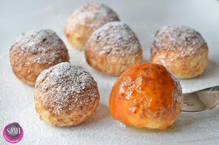 Gluténmentes vegán fánk golyó recept (tojásmentes paleo) ~ Éhezésmentes Karcsúság Szafival