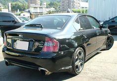 Subaru Liberty 25GT B spec