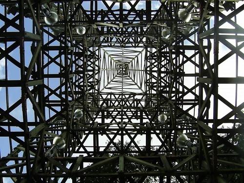 Torre del Cable. Manizales, otra vista.