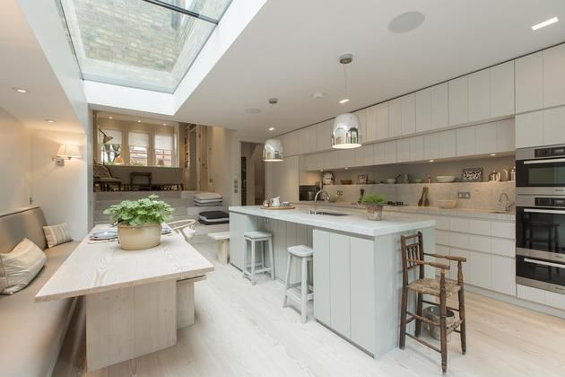 Modern, sleek kitchen Dalling Road | Vacation Apartment Rental in Chiswick | onefinestay
