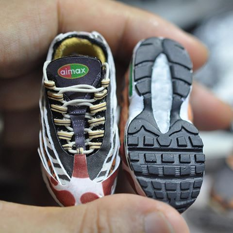 hot sale online 5df28 77ea5 ... promo code for prototype of air max 95 animal pack w atmostokyo atmos  animalpack beastpack airmax95nike
