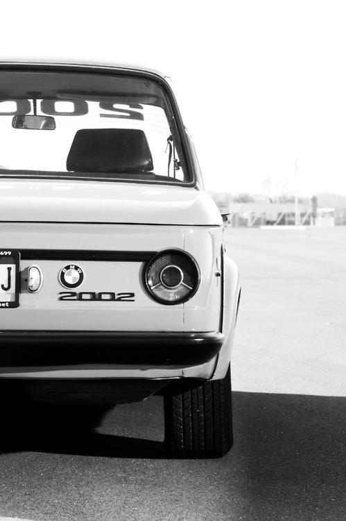 BMW - 2002 ..... wir haben eines davon in der Familie